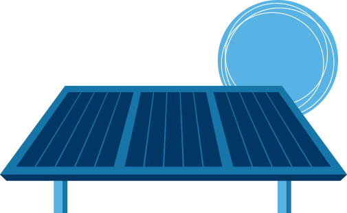 Solar Panel graphic