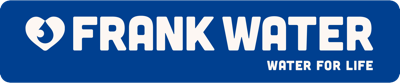 Frank Water Logo Water For Life