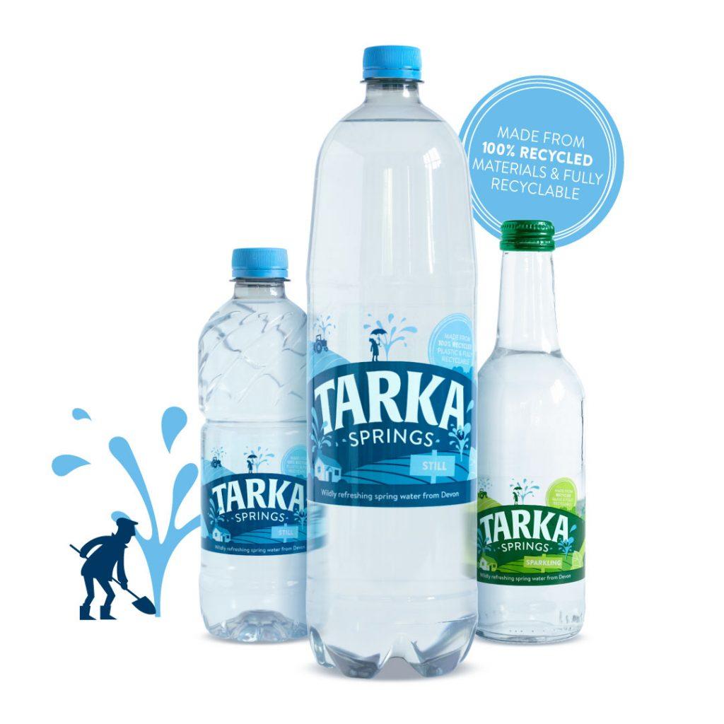Tarka Spring Group of Bottles